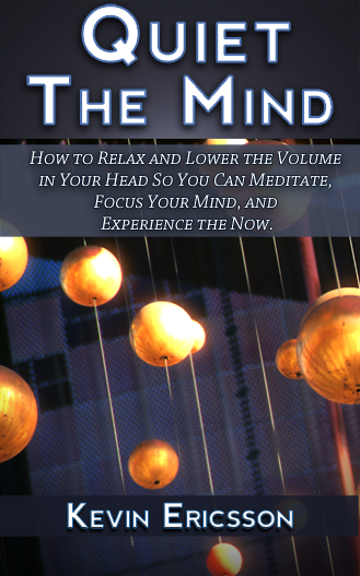 Quiet the Mind - Get it on Amazon!